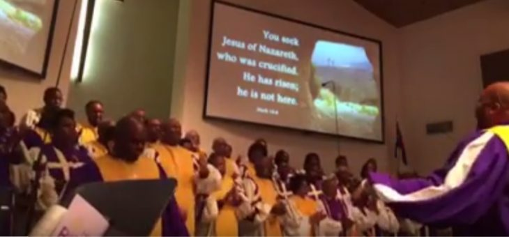 Antioch A.M.E. church services are streaming!